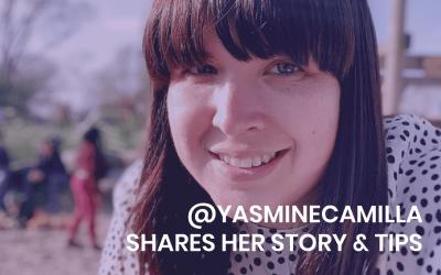 Creator Q & A – @yasminecamilla