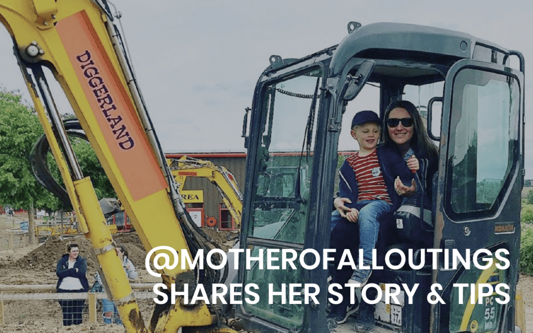 CREATOR Q&A – @motherofalloutings shares her story & tips
