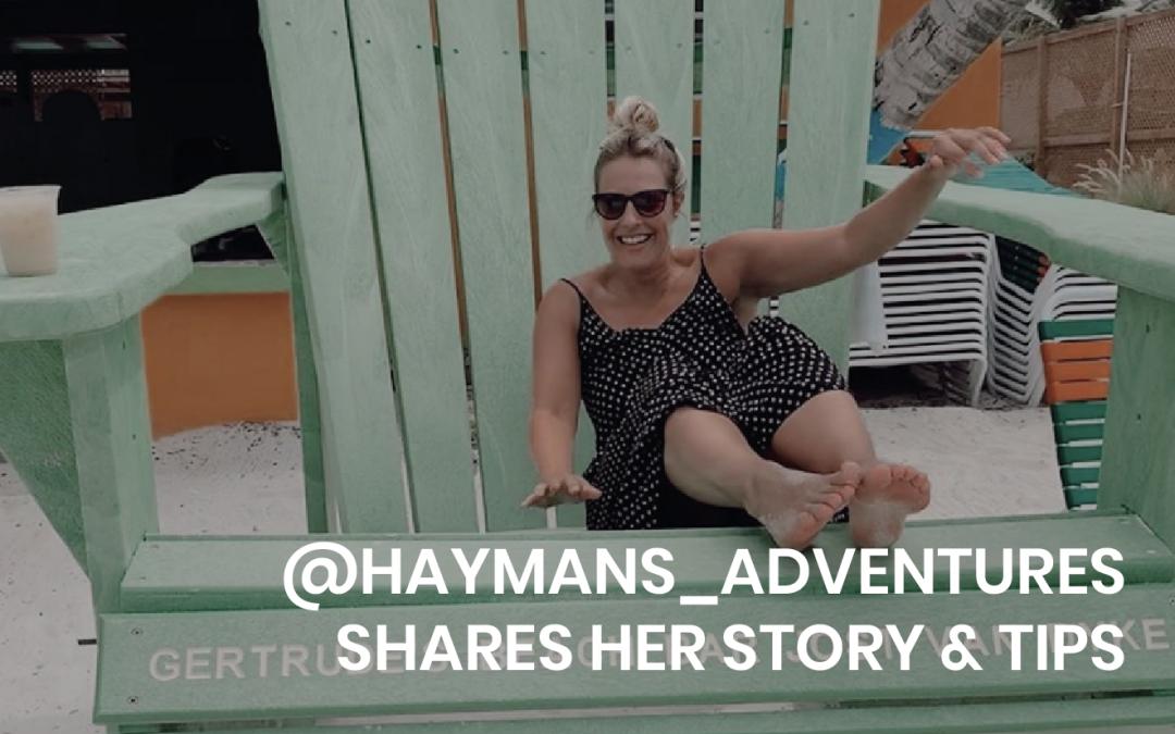 CREATOR Q&A @haymans_adventures