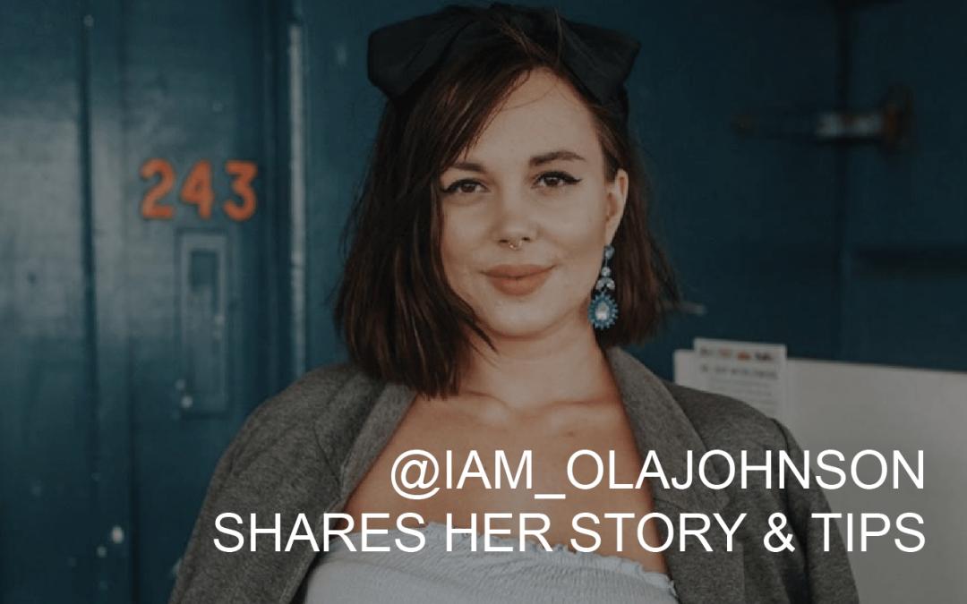 CREATOR Q&A @iam_olajohnson