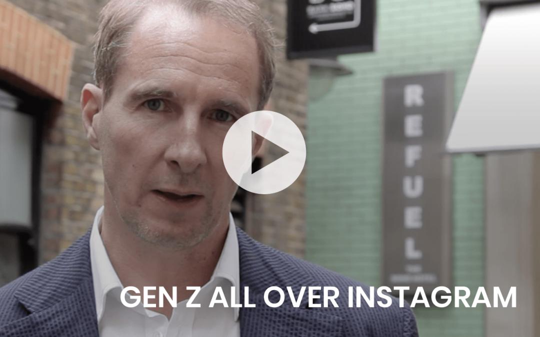 Gen Z all over Instagram