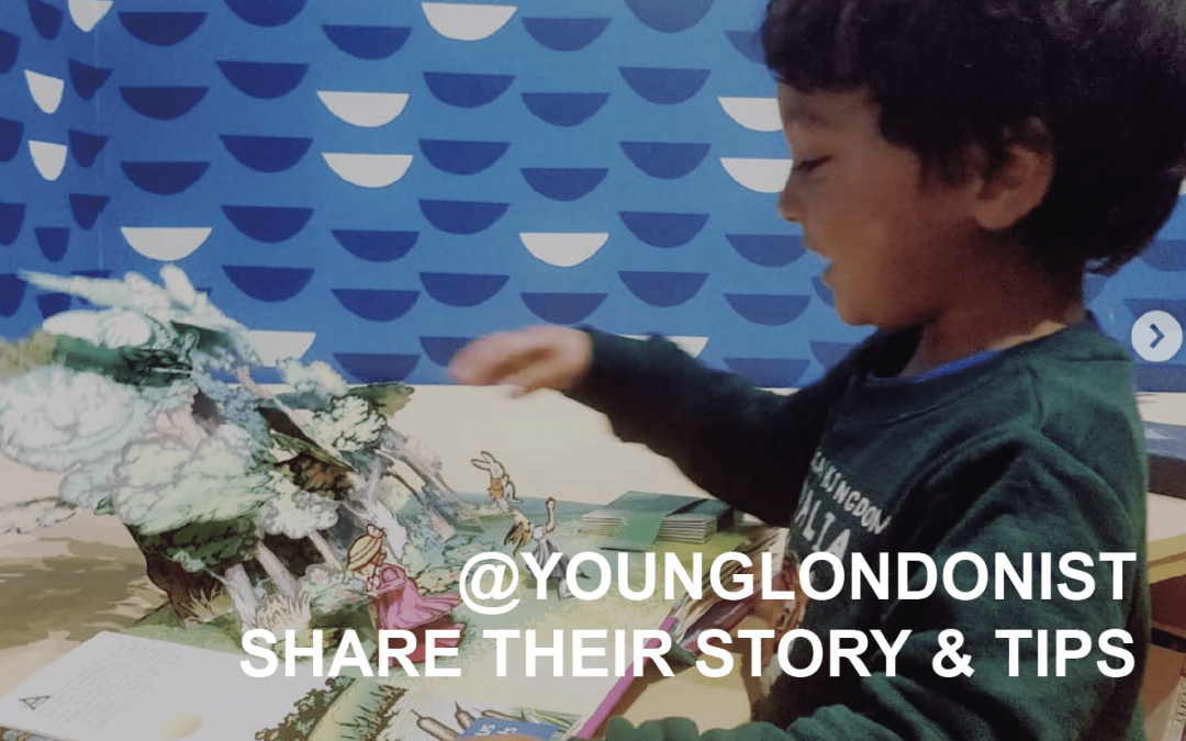 CREATOR Q&A @younglondonist share their story & tips