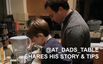 Creator Q & A @at_dads_table shares his story & tips