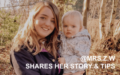 Creator Q&A @mrs.z.w shares her story & tips