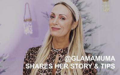 Creator Q&A @glamamuma shares her story & tips