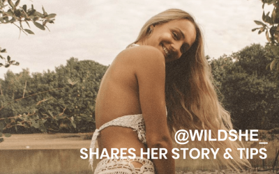 Creator Q&A wildshe_ shares her story and tips