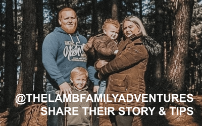 Creator Q&A @thelambfamilyadventures share their story & tips