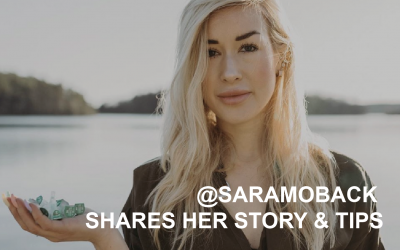 Creator Q&A @saramoback shares her story & tips