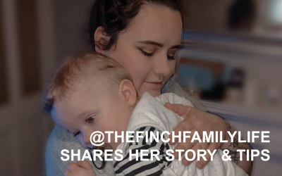 Creator Q&A @thefinchfamilylife shares her story & tips